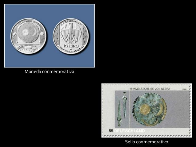 moneda y sello conmemorativo